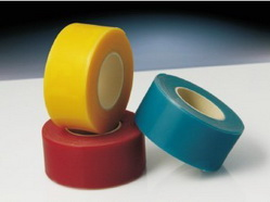 Temperature-sensitive color tape